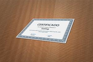 certificado-na-mesa